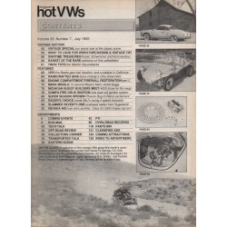 Hot VW's Magazine 1993 - juli