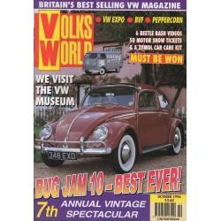 Volksworld 1996 - oktober