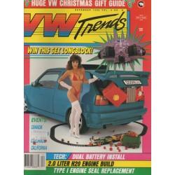 VW Trends 1990 - december