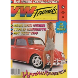 VW Trends 1991 - januari