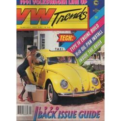 VW Trends 1991 - Februari