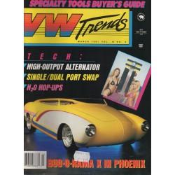 VW Trends 1991 - maart