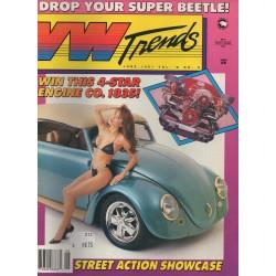 VW Trends 1991 - juni