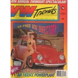 VW Trends 1991 - juli