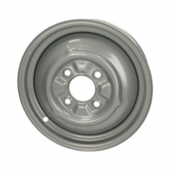 "Smooth stalen velg  4x130  4.5""X15"