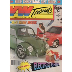 VW Trends 1991 - december