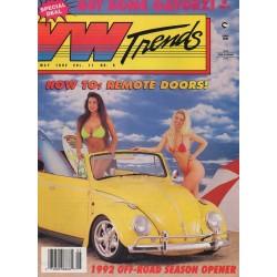VW TRENDS 1992 - MEI