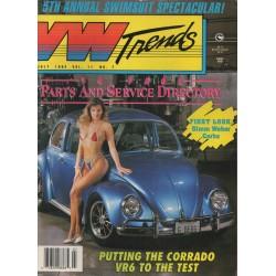 VW TRENDS 1992 - JULI