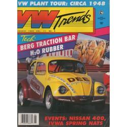 VW TRENDS 1992 - Augustus