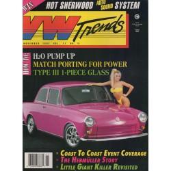 VW TRENDS 1992 - NOVEMBER