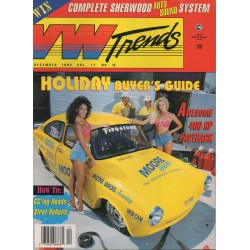VW TRENDS 1992 - DECEMBER