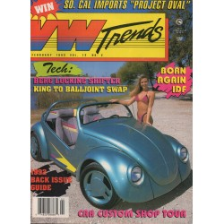 VW TRENDS 1993 - Februari