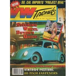 VW TRENDS 1993 - JUNI