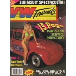 VW TRENDS 1993 - JULI