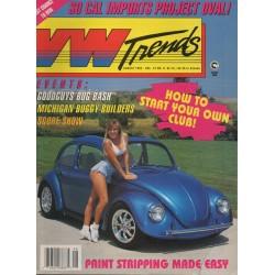 VW TRENDS 1993 - AUGUSTUS