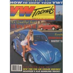 VW TRENDS 1993 - NOVEMBER