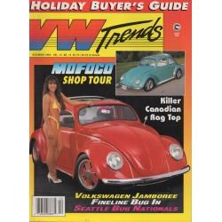 VW TRENDS 1993 - DECEMBER