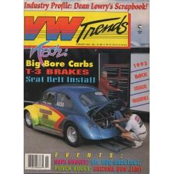 VW TRENDS 1994 - FEBRUARI