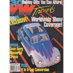 VW TRENDS 1996 - DECEMBER