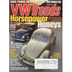 VW TRENDS 2004 - SEPTEMBER