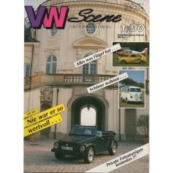 VW SCENE 1990 - 01    **DEC_JAN_FEB**