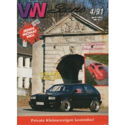 VW SCENE 1991 - 04   **APRIL**