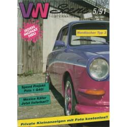 VW SCENE 1991 - 05   **MEI**