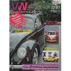 VW SCENE 1991 - 12   **DECEMBER**