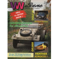 VW SCENE 1992 - 02   **FEBRUARI**