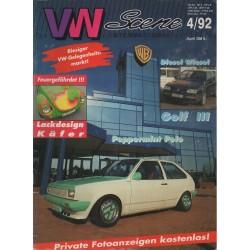 VW SCENE 1992 - 04   **APRIL**
