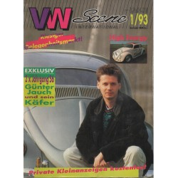 VW SCENE 1993 - 01   **JANUARI**