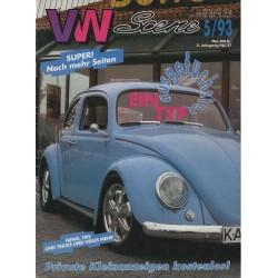 VW SCENE 1993 - 05   **MEI**