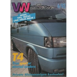 VW SCENE 1993 - 06   **JUNI**