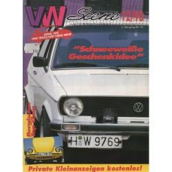 VW SCENE 1993 - 12   **DECEMBER**