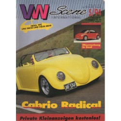 VW SCENE 1994 - 05   **MEI**