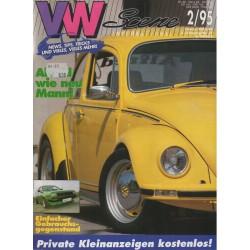 VW SCENE 1995 - 02   **FEBRUARI**