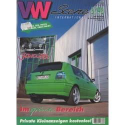 VW SCENE 1995 - 05   **MEI**