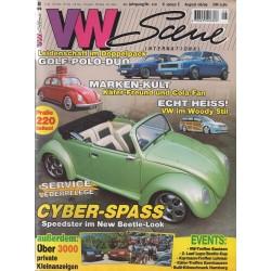 VW SCENE 1999 - 08   **AUGUSTUS**