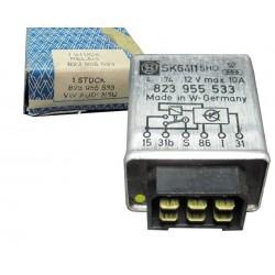 ruitenwisser interval relais NOS vw nr 823 955 533