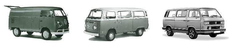 Volkswagen transporter  gebruikte exterieur onderdelen