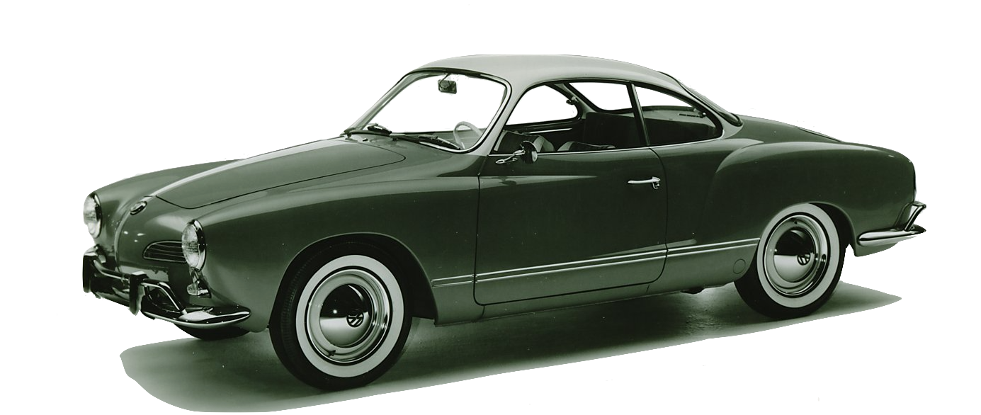 Volkswagen Karmann Ghia Contactschakelaar 1970 en later