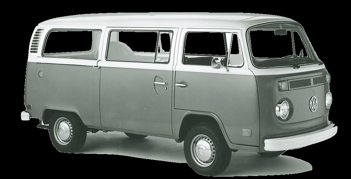 volkswagen microbus t2B