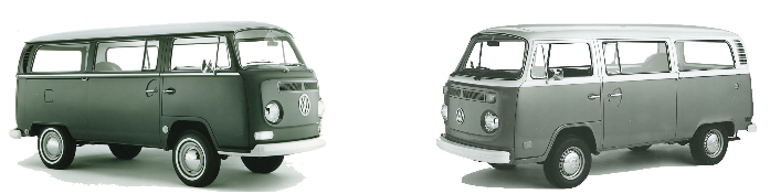 rempedaal set  VW T2B 211721141C