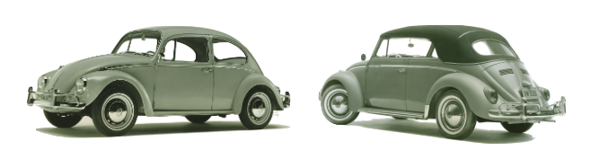 Volkswagen kever grbuikt plaatwerk