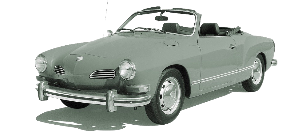 set remklauwen girling vw karmann ghia